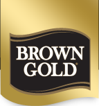 Brown Gold premium coffee