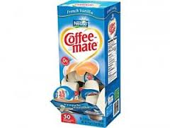 Coffee-mate non-dairy creamer