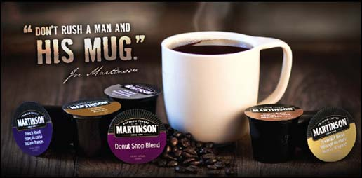 Martinson Coffee RealCUP